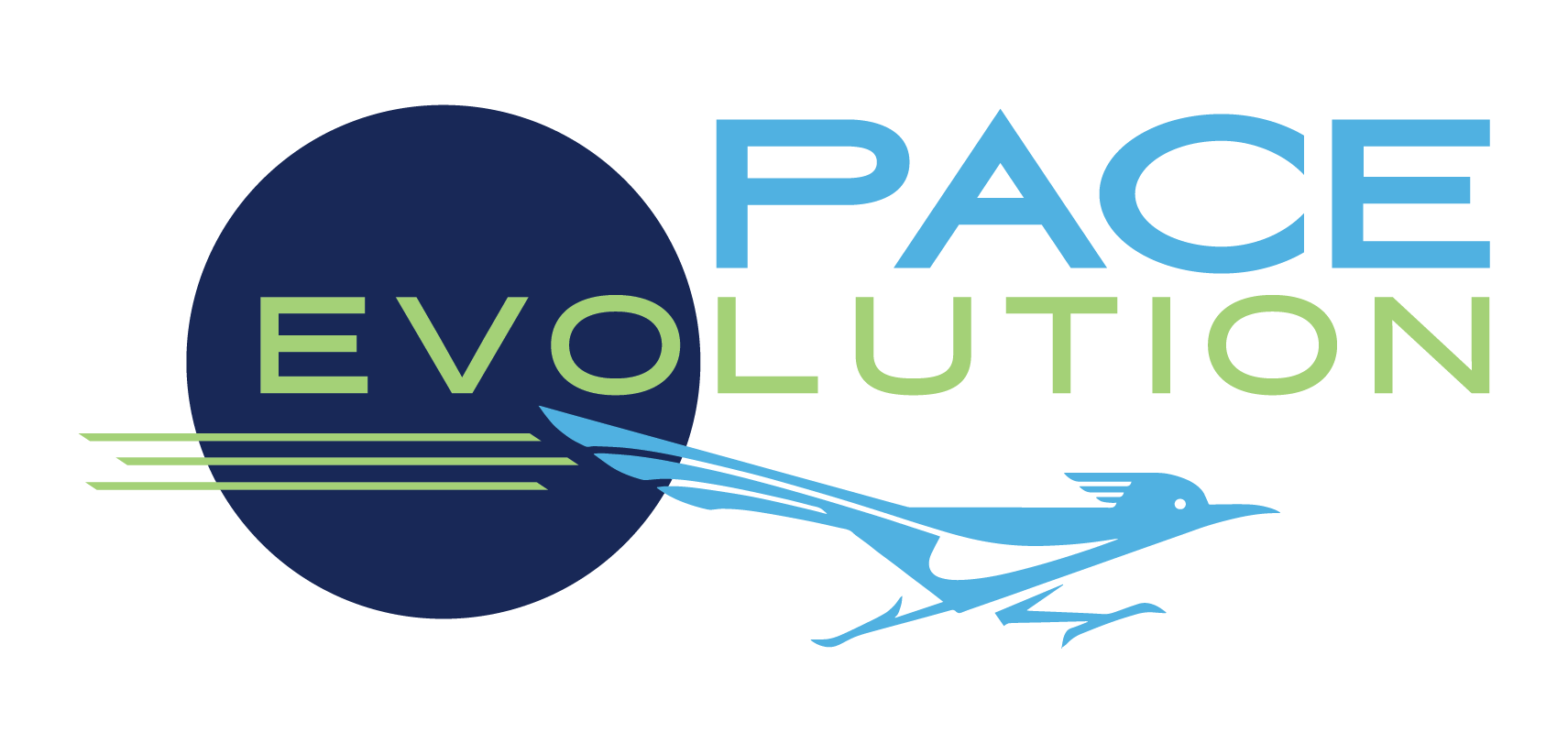 pace evolution mobile app logo